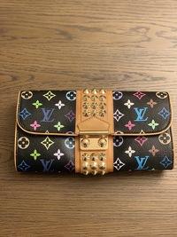 Louis Vuitton Clutch Special Edition