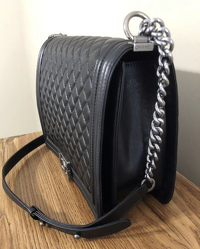 Chanel boy bag Angle3