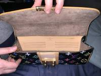 Special addition Louis Vuitton Clutch Angle4