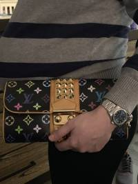 Special addition Louis Vuitton Clutch Angle6