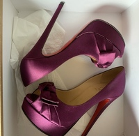 Christian Louboutin Madame butterfly  Angle3