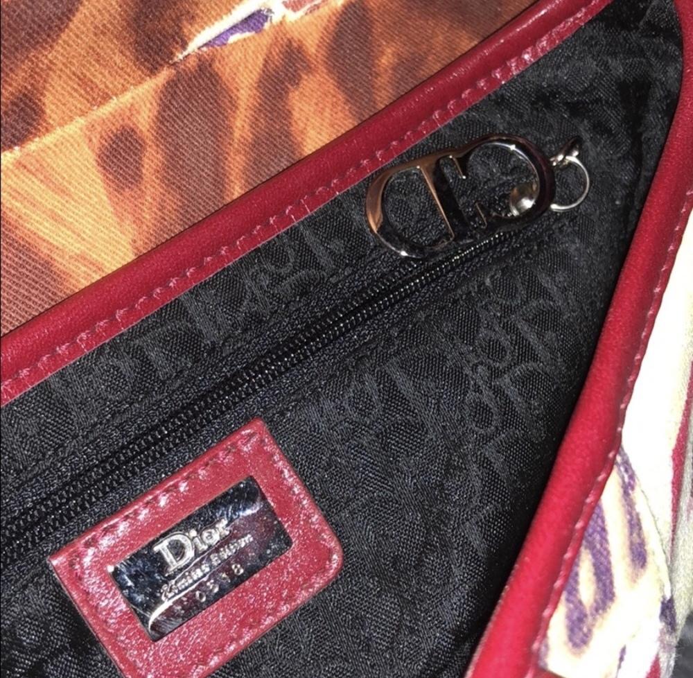 Dior Victim Bag