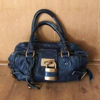 Chloe Paddington Lock handbag