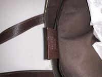 Gucci Monogram handbag Angle6