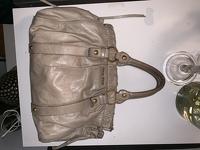 Miu Miu ruched handbag  Angle2