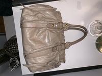 Miu Miu ruched handbag  Angle3
