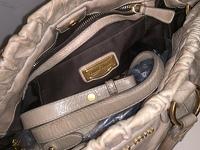 Miu Miu ruched handbag  Angle8