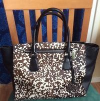 Michael Kors Calf Hair Leather handbag