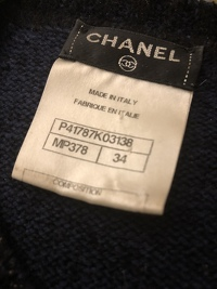 Chanel Dress - Size French 34 (US 2)  Angle6