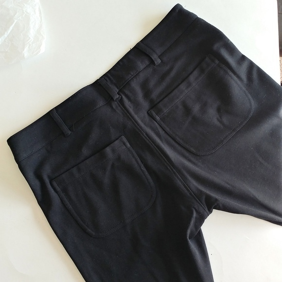 8eb1398bcf1d7 Vince Ponte Ankle Zip Leggings Pants. Loading zoom
