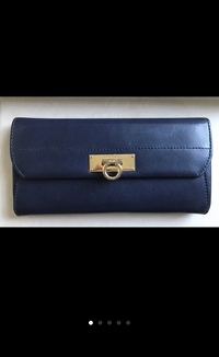 Salvatore Ferragamo Flap Wallet