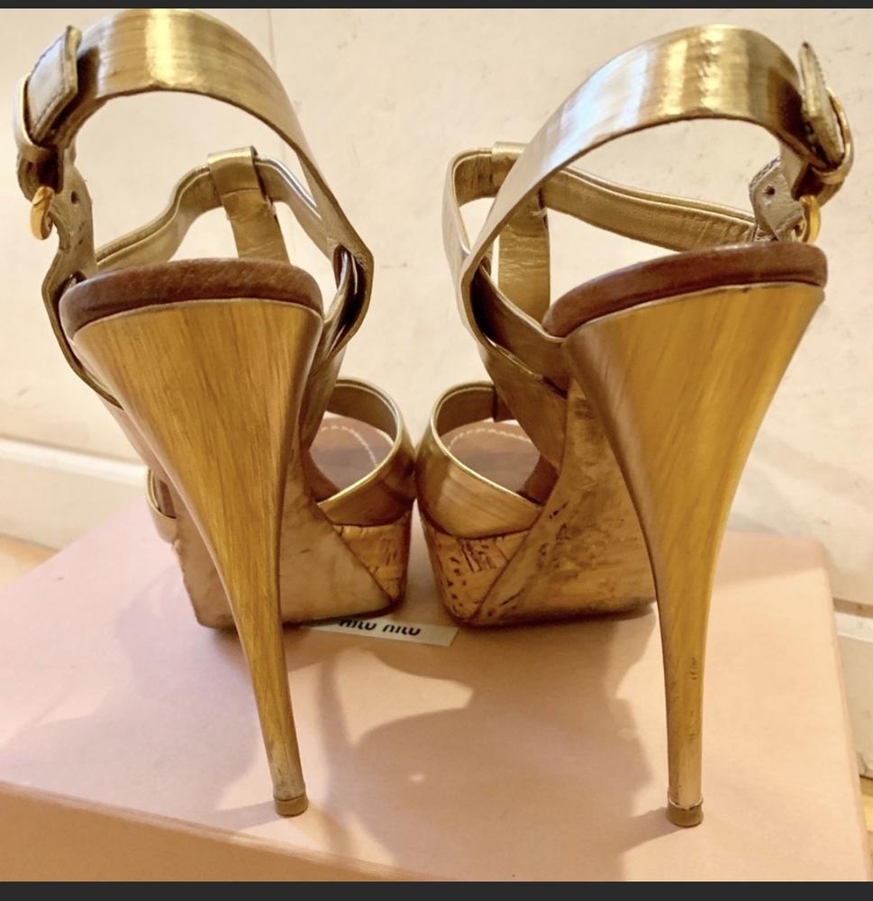 Miu miu. Sandals