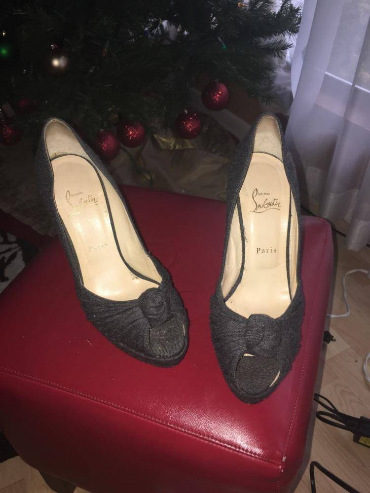 Louboutin Gressimo - relisted due to failed trade
