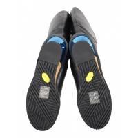 Issey Miyake Metallic and color boot Angle5