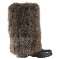 Marni Fur PVC boot