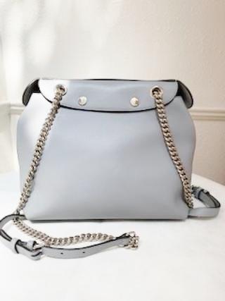 Fendi Back to School Leather Backpack