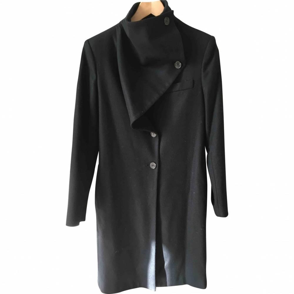 Alexander McQueen Wrap Coat