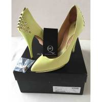 MCQ by Alexander McQueen Studded Pumps Angle1