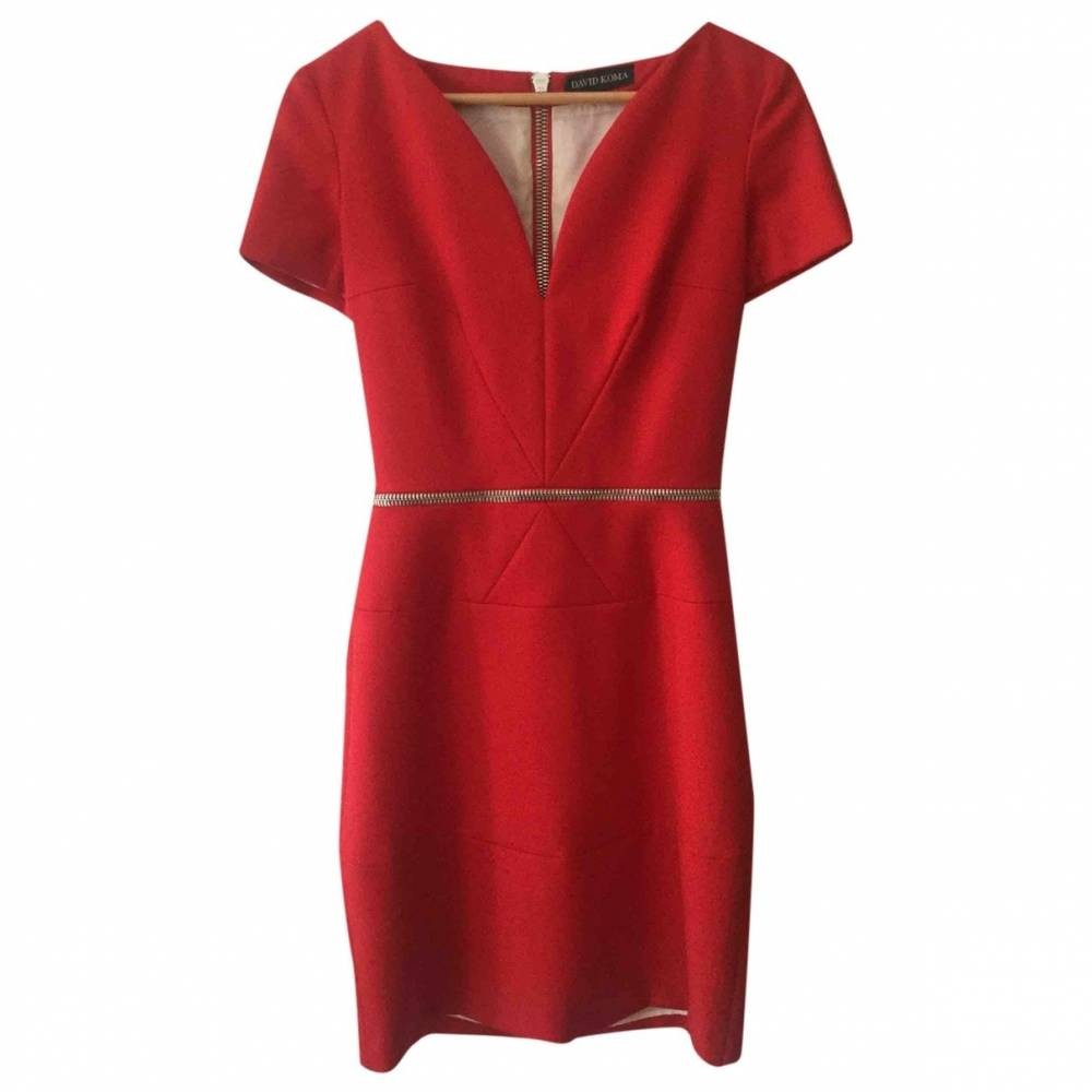 David Koma size 4 Cocktail dress