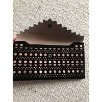 Alaia Envelope Clutch bag Angle3