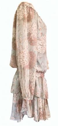 Loveshackfancy ruffled tier dress Angle5