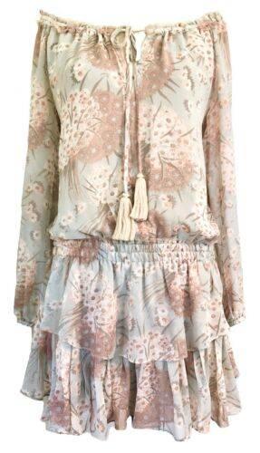Loveshackfancy ruffled tier dress