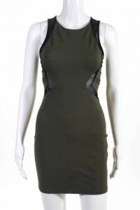Parker Racer side bodycon dress Angle2