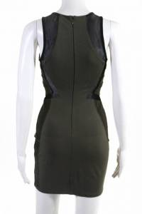 Parker Racer side bodycon dress Angle7