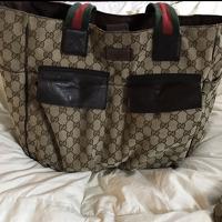 Gucci Travel tote