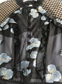 Mini Peplum Dress from Self Portrait Angle5