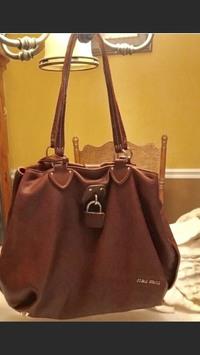 Miu Miu large shoulder bag