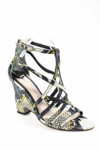 10 Crosby Derek Lam Snake wedges