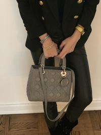 Greystone Lady Dior bag Angle3