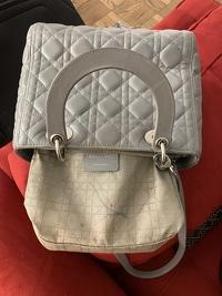 Greystone Lady Dior bag Angle6