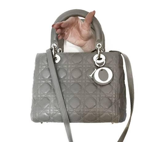 Greystone Lady Dior bag
