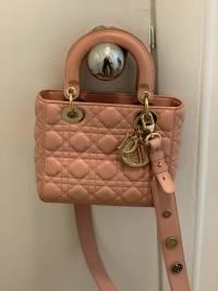 Pink Lady Dior  Angle2