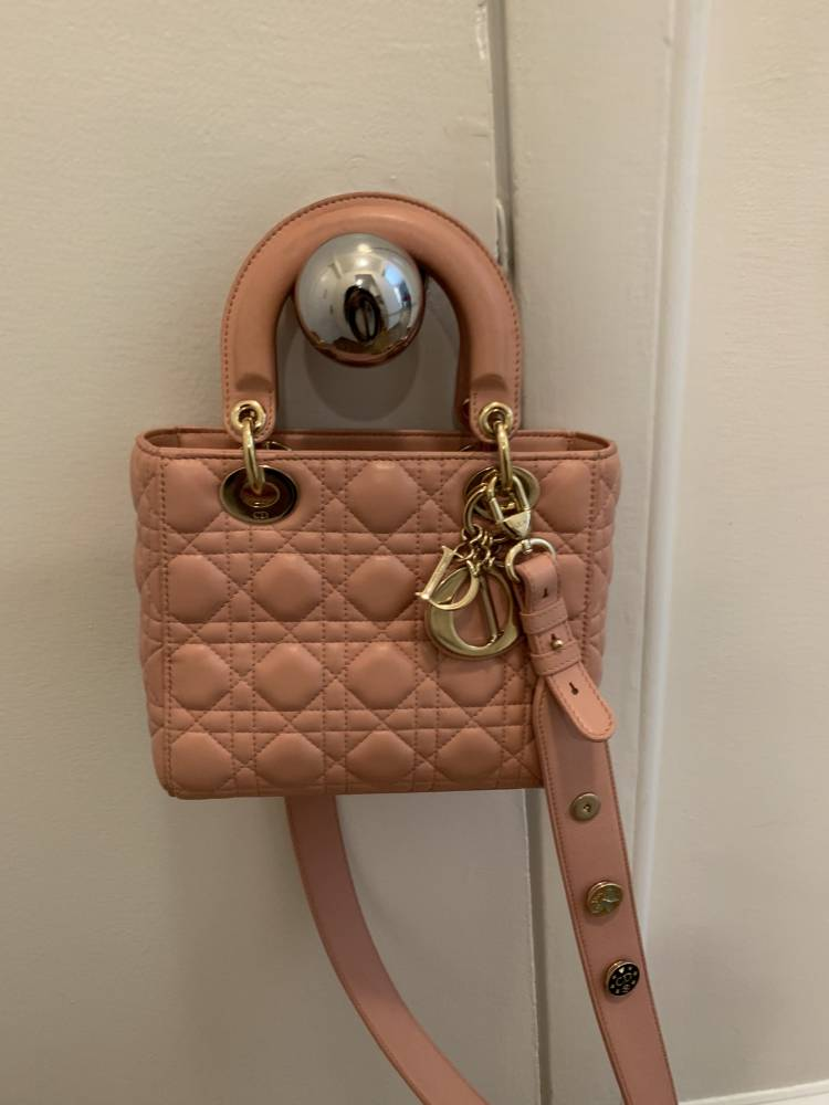 Pink Lady Dior