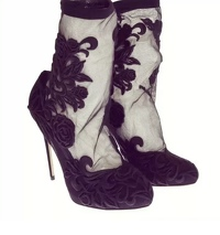 Dolce Gabbana booties Angle3