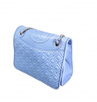 Tory Burch fleming in sky blue