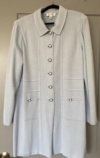 St John Knit Coat