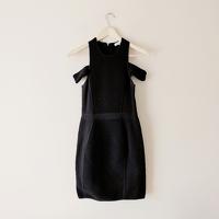 Parker Cut-Out Shoulder Bodycon Dress