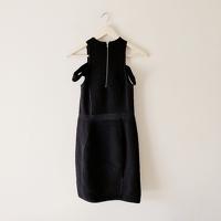 Parker Cut-Out Shoulder Bodycon Dress Angle4