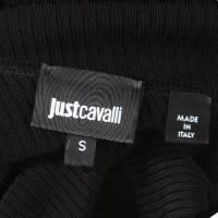 Just Cavalli Sheer Asymmetric dress Angle5