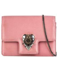 Alexander McQueen Satin shoulder clutch