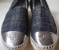 Chanel Espadrilles Angle2