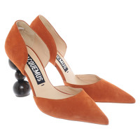 Jacquemus Pumps With Wooden Heels