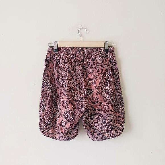 Zimmermann NWOT Paisley Shorts