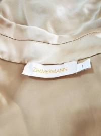 Zimmerman Silk wrap dress 2019 collection hot!! Angle3