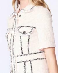 Veronica Beard Azra Chanel Style dress Angle2