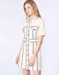 Veronica Beard Azra Chanel Style dress Angle3